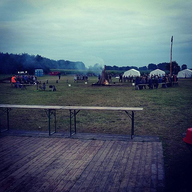 #zlw2017 #lagerrunde #bergfest #bruderjakob #kanon #moreHate #campfire