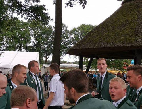 5, 4, 3, 2, 1, 0 😀 Die Gruppenleiter und Leitungsteamer treffen sich während des Schützenfest zur Lagerrunde  #svw1564 #schützenverein #Schützenfest #Zeltlager #wietmarschen